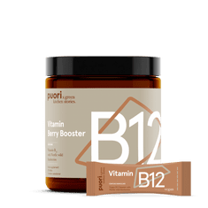 Puori B12 - Berry Booster s vitamínom B12