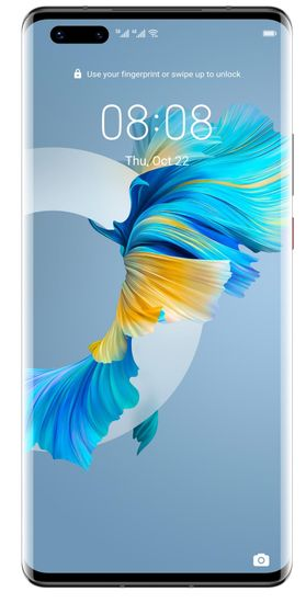 Huawei Mate 40 Pro pametni telefon, 8GB/256GB, črn