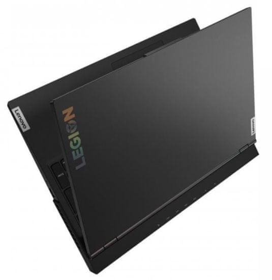 Lenovo Legion 5 15IMH05H i7 / 16GB / 512GB SSD / 15,6 FHD / GTX 1660 Ti / W10H gaming prenosnik, črn (81-Y600-0D) - Odprta embalaža
