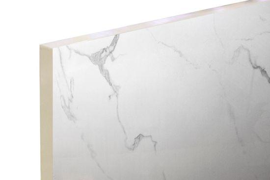 Teploceramic Keramický Topný Panel TCM RA 750 bílý mramor 2