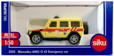 SIKU Super 3451 - ambulance Mercedes AMG G65