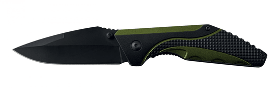 Ausonia sklopivi nož, s aluminijskom ručkom, zeleni (26359)