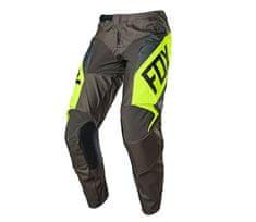 Fox dětské kalhoty Yth 180 Revn fluo yellow vel. 28