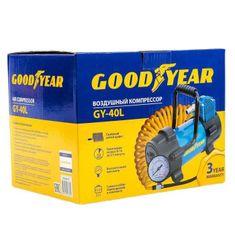 Goodyear Car compressor gy-40l, 40 l / min