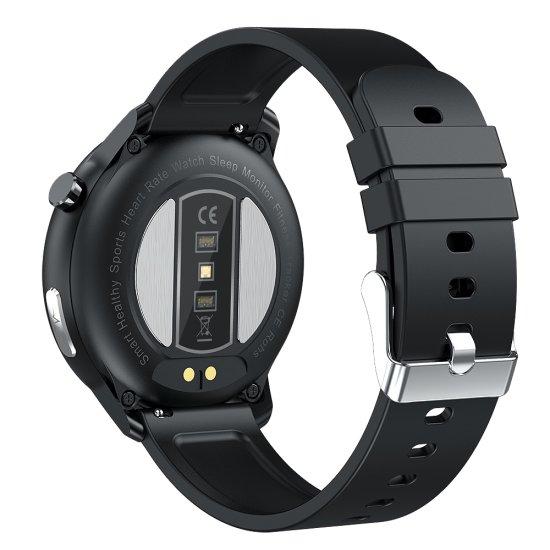 NEOGO SmartHealth E8, pametna ura, črna