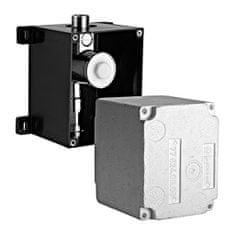 SCHELL Schell - podomietkový tlakový pisoárový splachovač Compact II – základné teleso 011930099