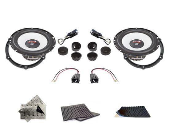Audio-system SET - přední reproduktory do Peugeot 508 (2010-2018)- Audio System M