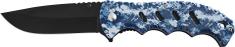 Ausonia zložljiv nož, moder (26373)