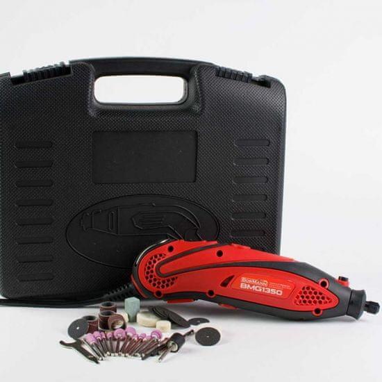 Bormann BMG1350 mini brusilnik + gravirni set