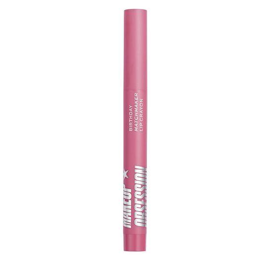 Makeup Obsession (Lip Crayon) 1 g Birthday Matchmaker krémrúzs