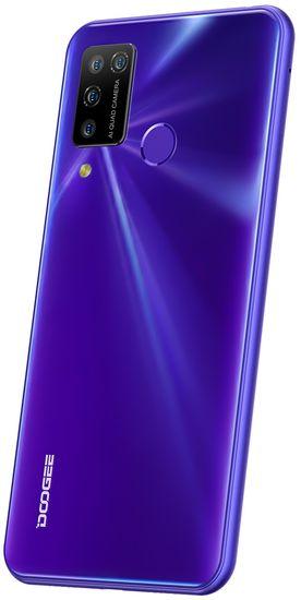 Doogee N20 PRO, 6GB/128GB, Streamer Purple