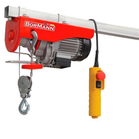 Bormann BPA4000 električno dvigalo s škripcem