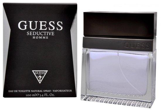 Guess Seductive Homme EDT tester toaletna vodica s sprejem, 100 ml