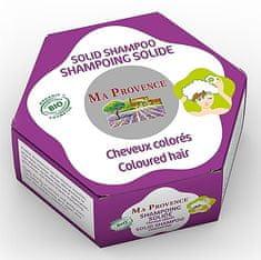 Ma Provence Bio tuhý šampon pro barvené vlasy, 85g