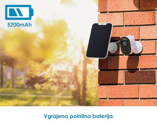 Reolink Argus 3 brezžična Wi-Fi kamera, Full HD