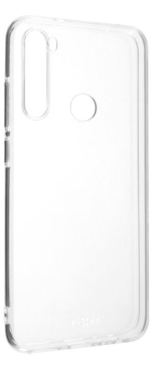 FIXED TPU gelové pouzdro pro Xiaomi Redmi Note 8, čiré FIXTCC-470