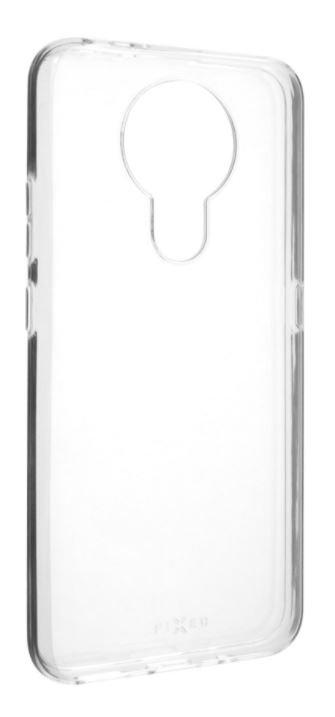 FIXED TPU gelové pouzdro pro Nokia 3.4, čiré FIXTCC-607