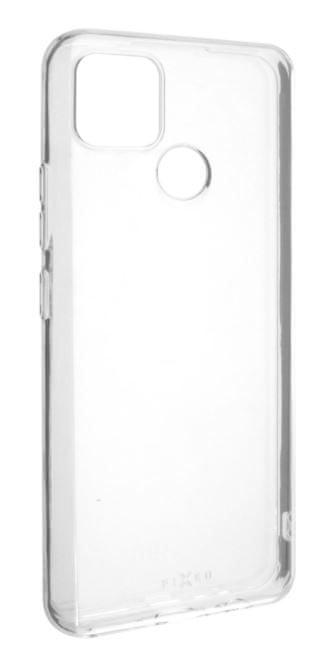 FIXED TPU gelové pouzdro pro Realme C12, čiré FIXTCC-609