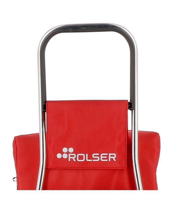 Rolser Igloo Termo MF RG nákupní taška na kolečkách, červená