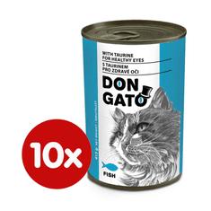 Dibaq karma w puszce Don Gato 10x415 g