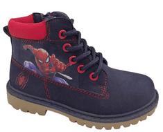 Disney fiú bokacsizma Spiderman R1310105S, 24, sötétkék