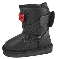 Disney dekliški škornji Minnie D3010084S, 24, črni