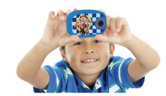 Lexibook Digitální dětský fotoaparát Tlapková Patrola s 10 nálepkami