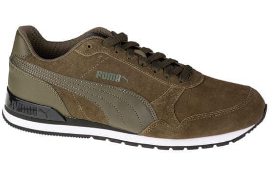Puma St Runner V2 SD 365279-16 47 Zielone
