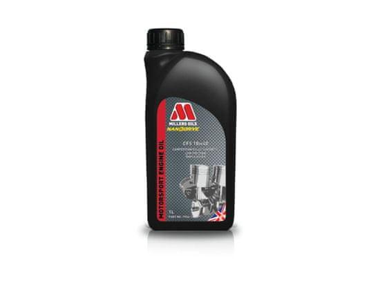Millers Oils Závodní plně syntetický motorový olej NANODRIVE - CFS 10w40 1l