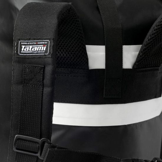Tatami Fightwear Sportovní taška Tatami Jiu Jitsu Drytech Gear - White & Black