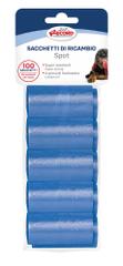 RECORD vrečke za pasje iztrebke, 27,5 x 30 cm, 10x 20 vrečk