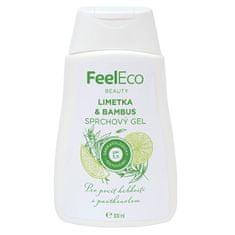 FeelEco Sprchový gel - Limetka & Bambus 300 ml