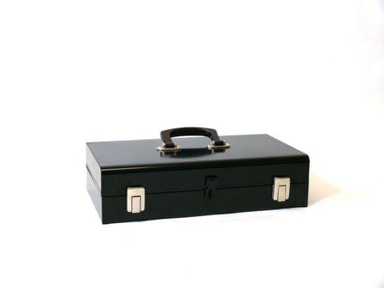 Mars Svratka, a.s. Prenosni kovček za orodje 6082 črna