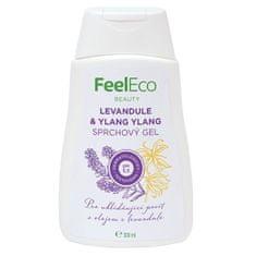 FeelEco Sprchový gel - Levandule & Ylang-Ylang 300 ml
