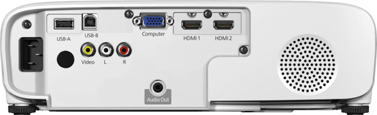 Epson EH-TW750 3LCD FHD projektor, 3400 lm, Wi-Fi