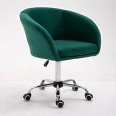 pisarniški stol Amadea, zelen