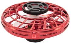 Teddies Ufo - powracający czerwony spodek reagujący na ruch ręki, z przewodem USB