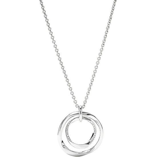 Fossil Luxusní ocelový náhrdelník pro ženy JF01146040