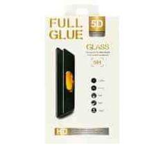 Premium Full Glue 5D zaščitno steklo za Xiaomi Redmi Note 10, črno