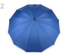 Kraftika 1ks 2 modrá deštník kohoutí stopa rodinný