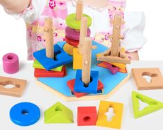 Natikanka Puzzle - Razvojna Igrača