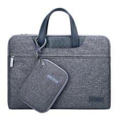 Cartinoe Lamando torba za prenosnik 15.6'', siva