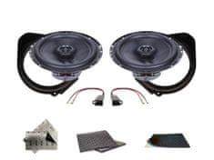 Audio-system SET - zadní reproduktory do Opel Meriva B (2011-)- Audio System MXC
