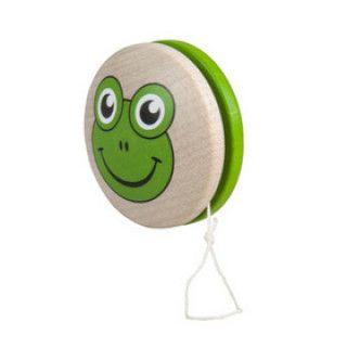 Jo-jo světle zelené Žabka