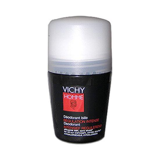 Vichy Homme Deo Roll-on Regulacija Intense 50 ml