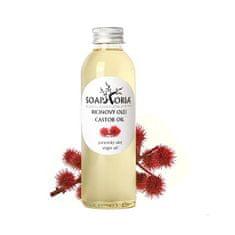 Soaphoria Szerves kozmetikai Ricinusolaj (Castor Oil) (Mennyiség 150 ml)