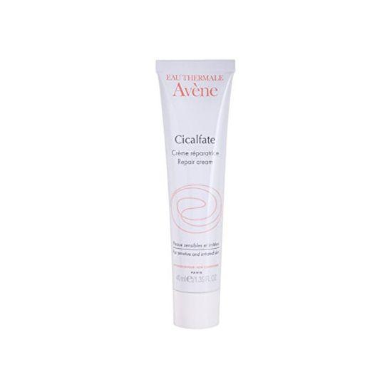 Avéne Gyógyító antibakteriális krém az érzékeny és irritált bőrre Cicalfate (Herbal Essences Repair Cream)