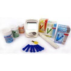 EasyTouch Cholesterolmetr EasyTouch 3v1 + 3 krabičky proužků