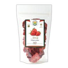 Salvia Paradise Jahody plátky mrazem sušené (Varianta 60 g)