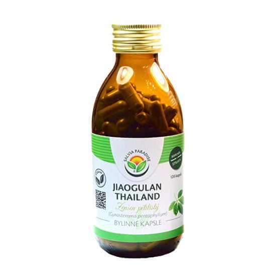 Salvia Paradise Ženšen pětilistý - Jiaogulan kapsle